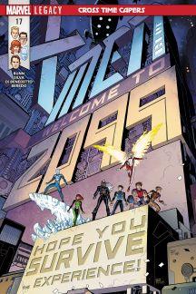 X-Men: Blue (2017) #17