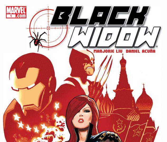 BLACK WIDOW (2010) #1