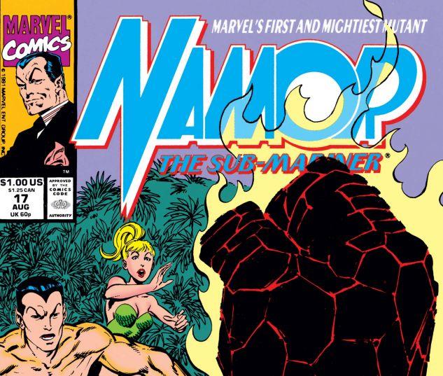 Namor the Sub-Mariner (1990) #17