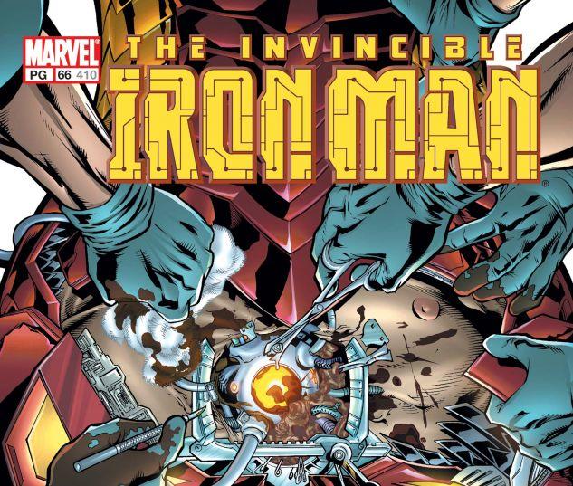 Iron Man (1998) #66