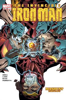 Iron Man #66