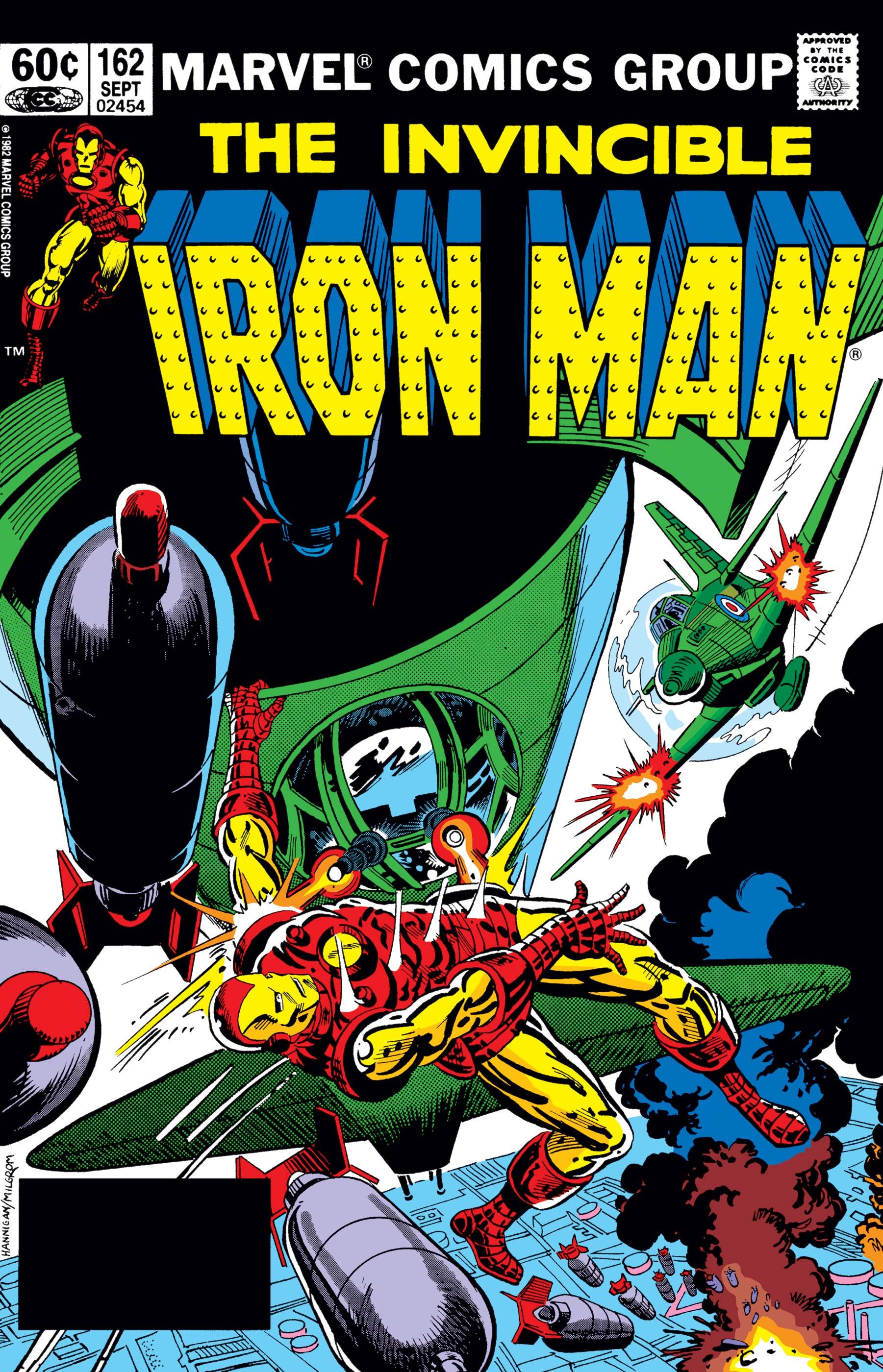 Iron Man (1968) #162