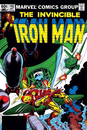 Iron Man #162