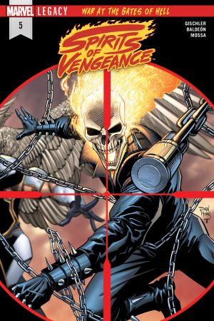 Spirits of Vengeance #5