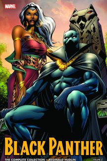 Black Panther by Reginald Hudlin: The Complete Collection Vol. 3 (Trade Paperback)