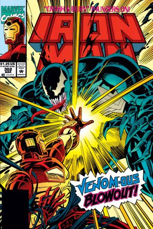 Iron Man #302