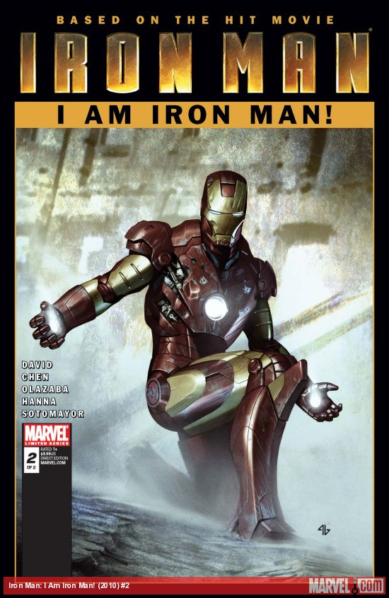Iron Man: I Am Iron Man! (2010) #2