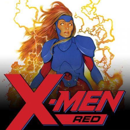 X-Men: Red (2018)