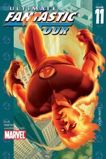 Ultimate Fantastic Four (2003) #11