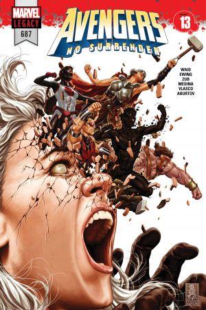 Avengers #687