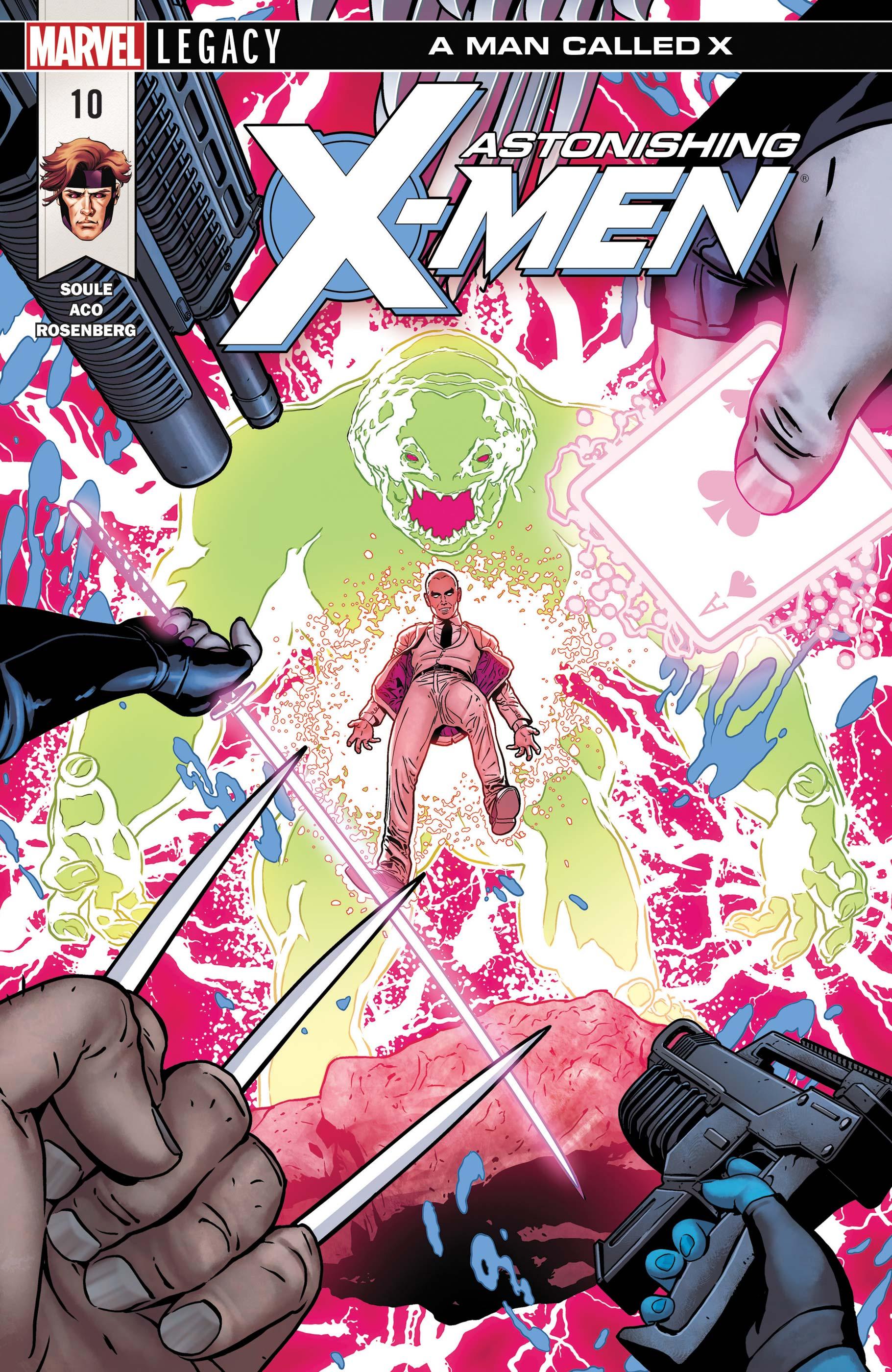 Astonishing X-Men (2017) #10