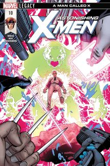 Astonishing X-Men #10