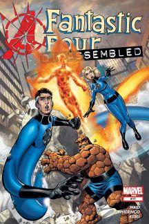 Fantastic Four #517