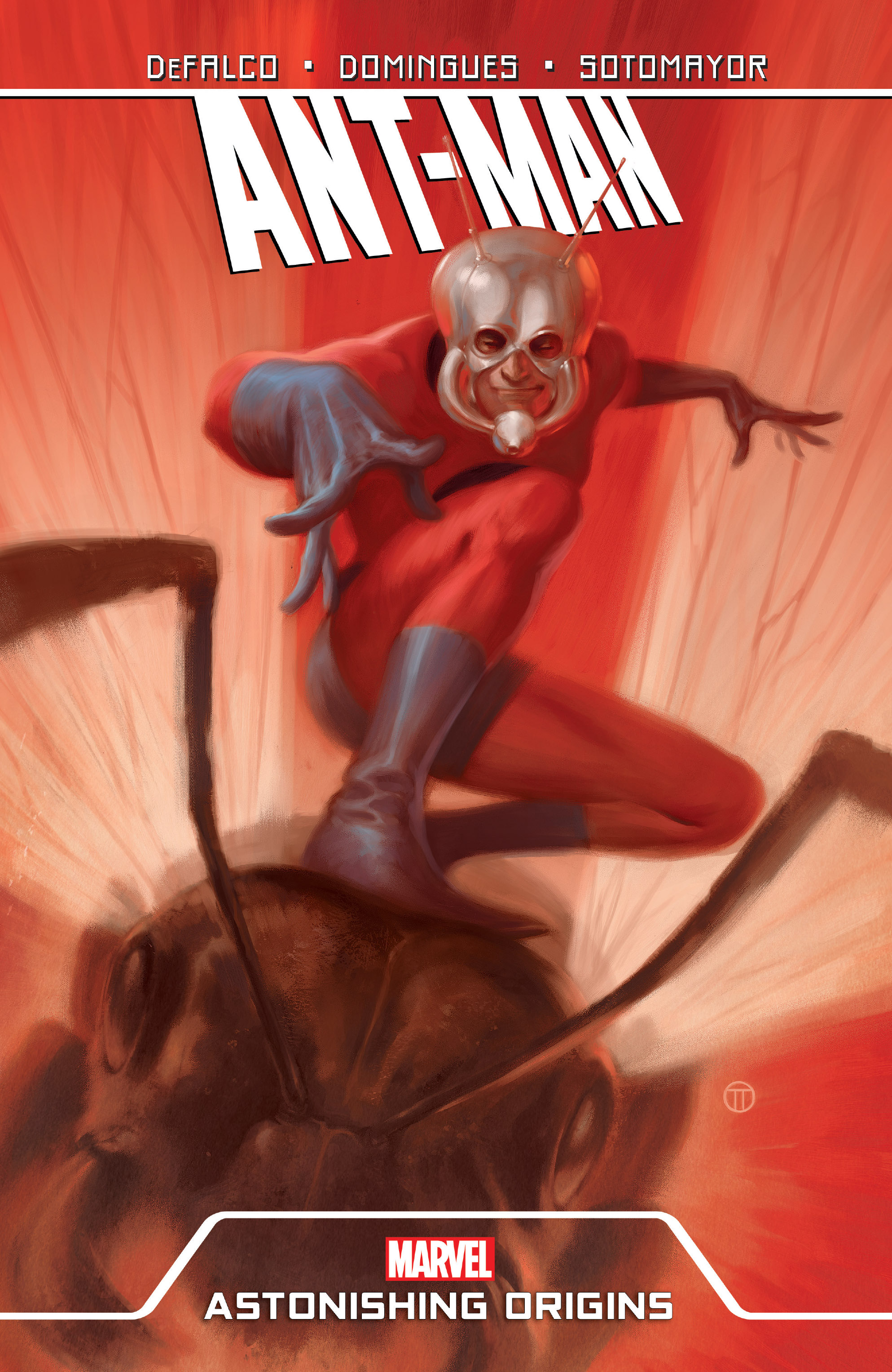 Ant-Man: Astonishing Origins (Trade Paperback)
