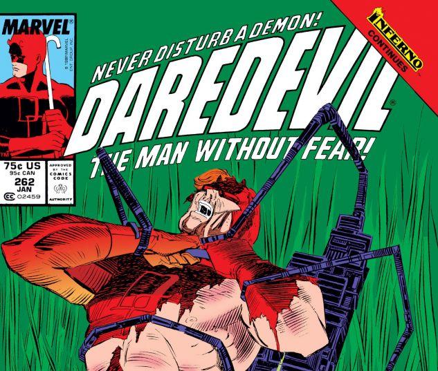 DAREDEVIL (1964) #262