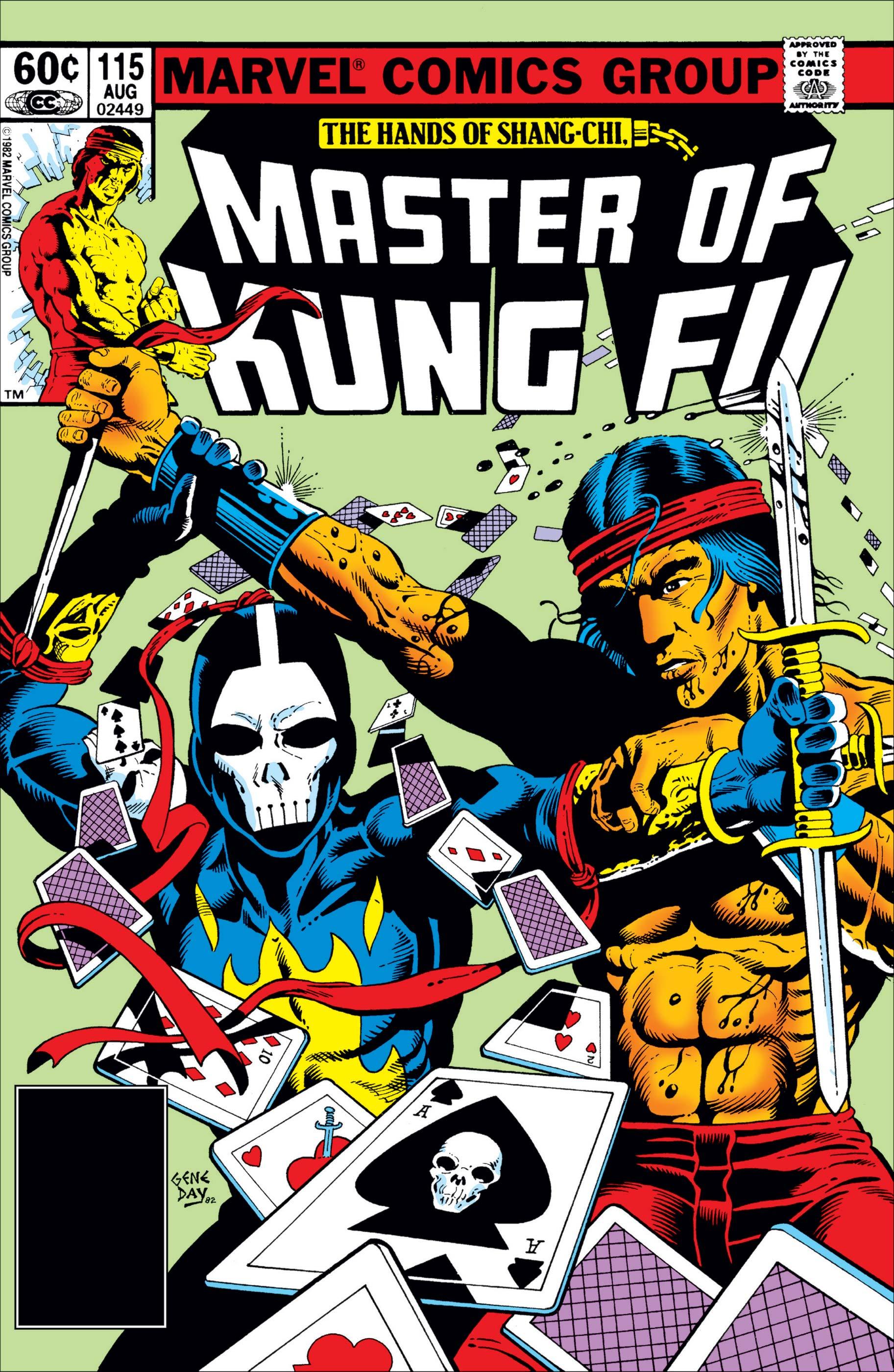 Master of Kung Fu (1974) #115