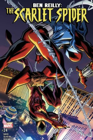 Ben Reilly: Scarlet Spider #24