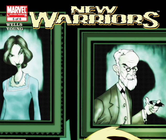 New Warriors (2005) #5