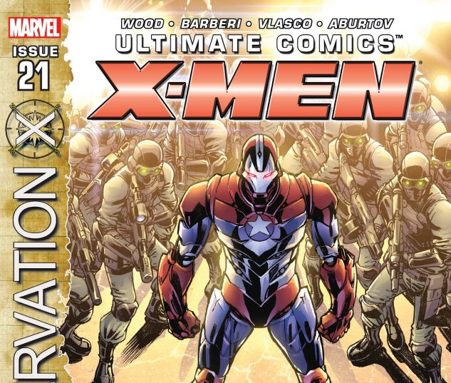 Ultimate Comics X-Men (2011) #21