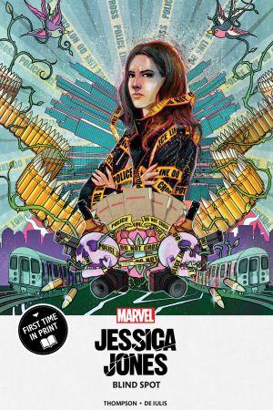 Jessica Jones: Blind Spot (Trade Paperback)