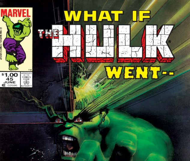 WHAT IF? (1977) #45