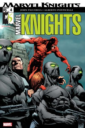 Marvel Knights #4