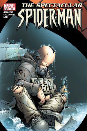 Spectacular Spider-Man (2003) #22