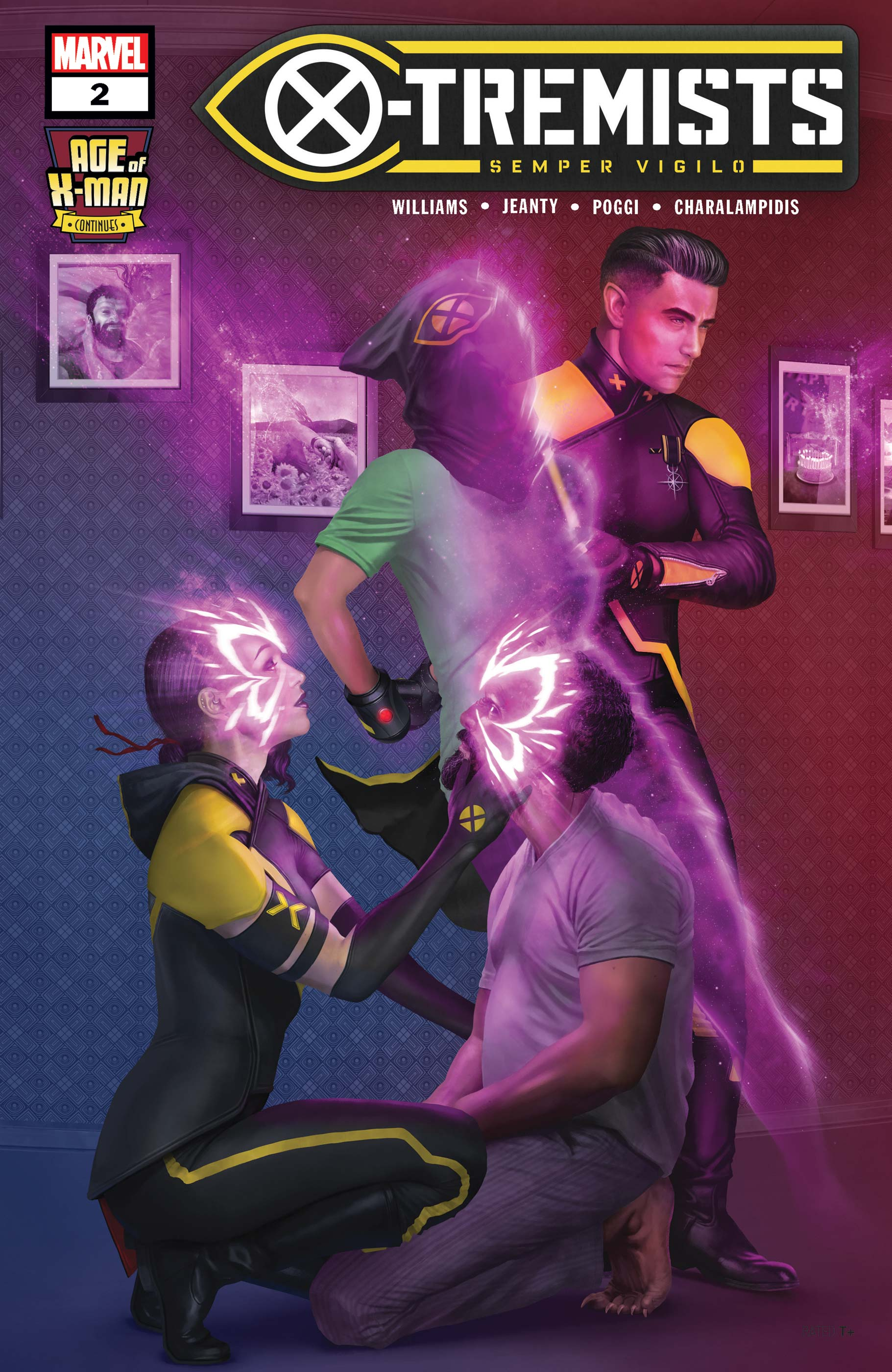 Age of X-Man: X-Tremists (2019) #2
