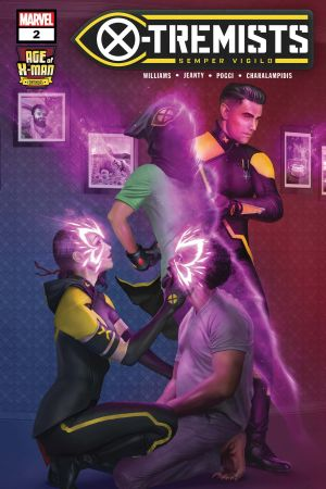 Age of X-Man: X-Tremists #2