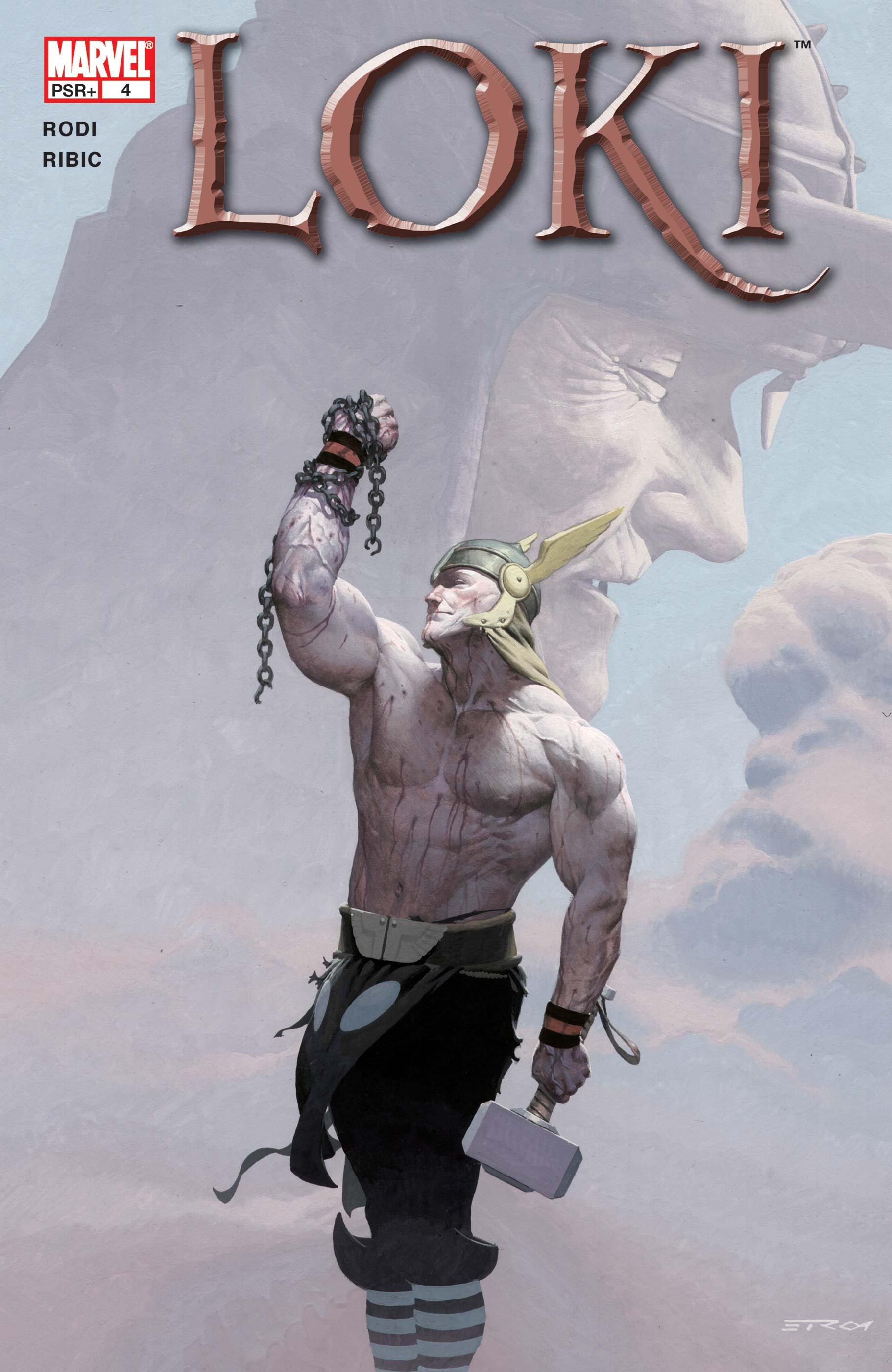 Loki (2004) #4