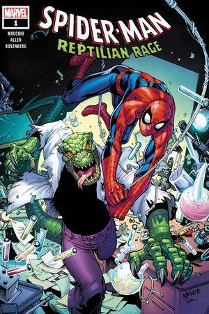Spider-Man: Reptilian Rage #1