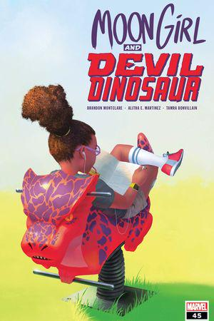 Moon Girl and Devil Dinosaur (2015) #45