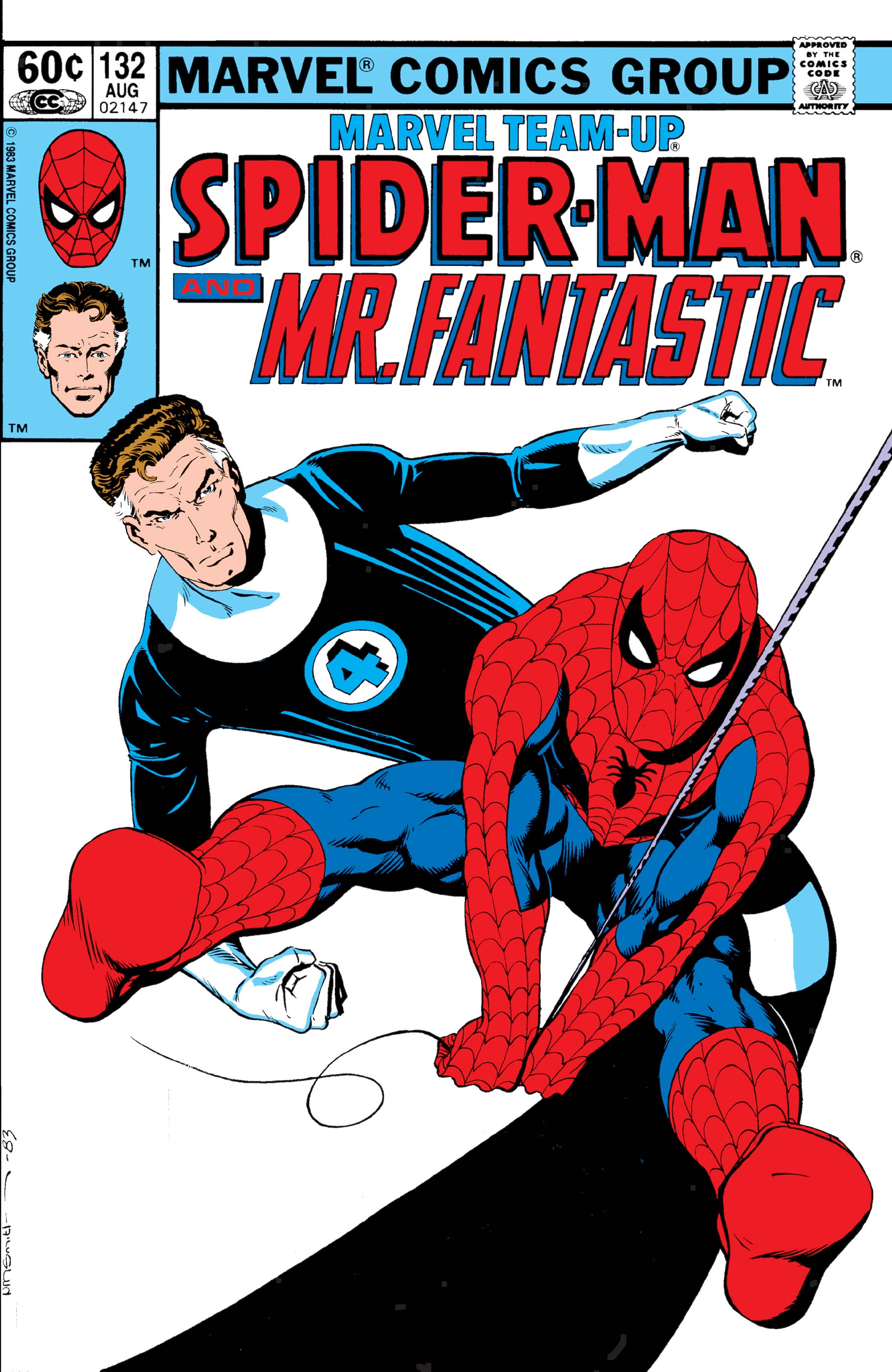 Marvel Team-Up (1972) #132