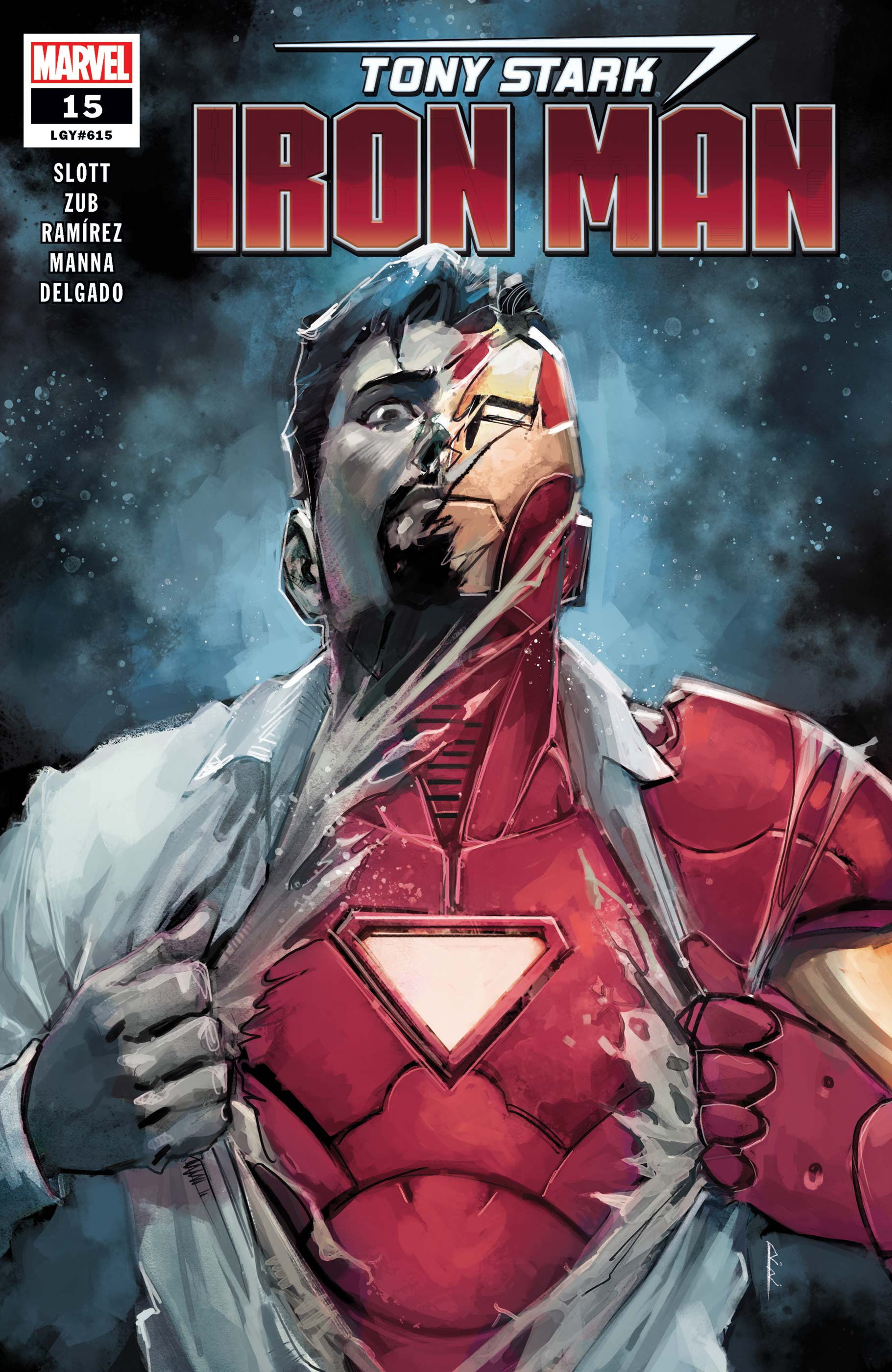 Tony Stark: Iron Man (2018) #15
