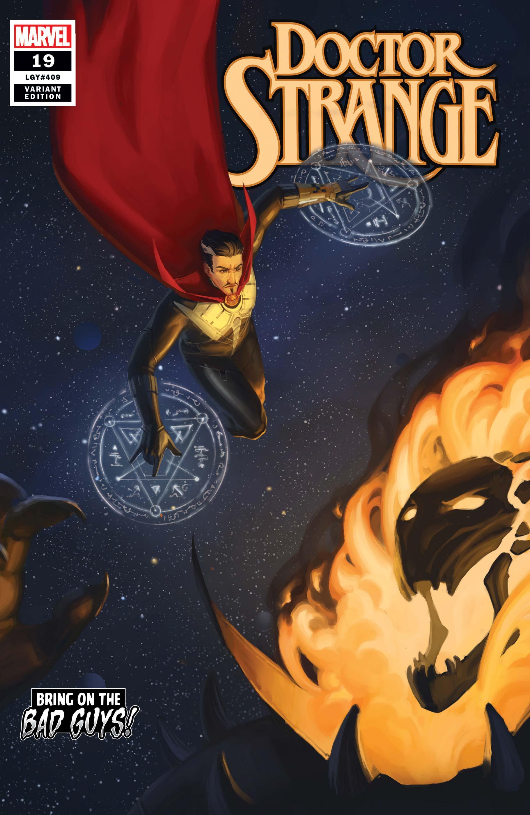 Doctor Strange (2018) #19 (Variant)