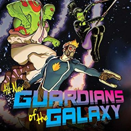 All-New Guardians of the Galaxy (2017)