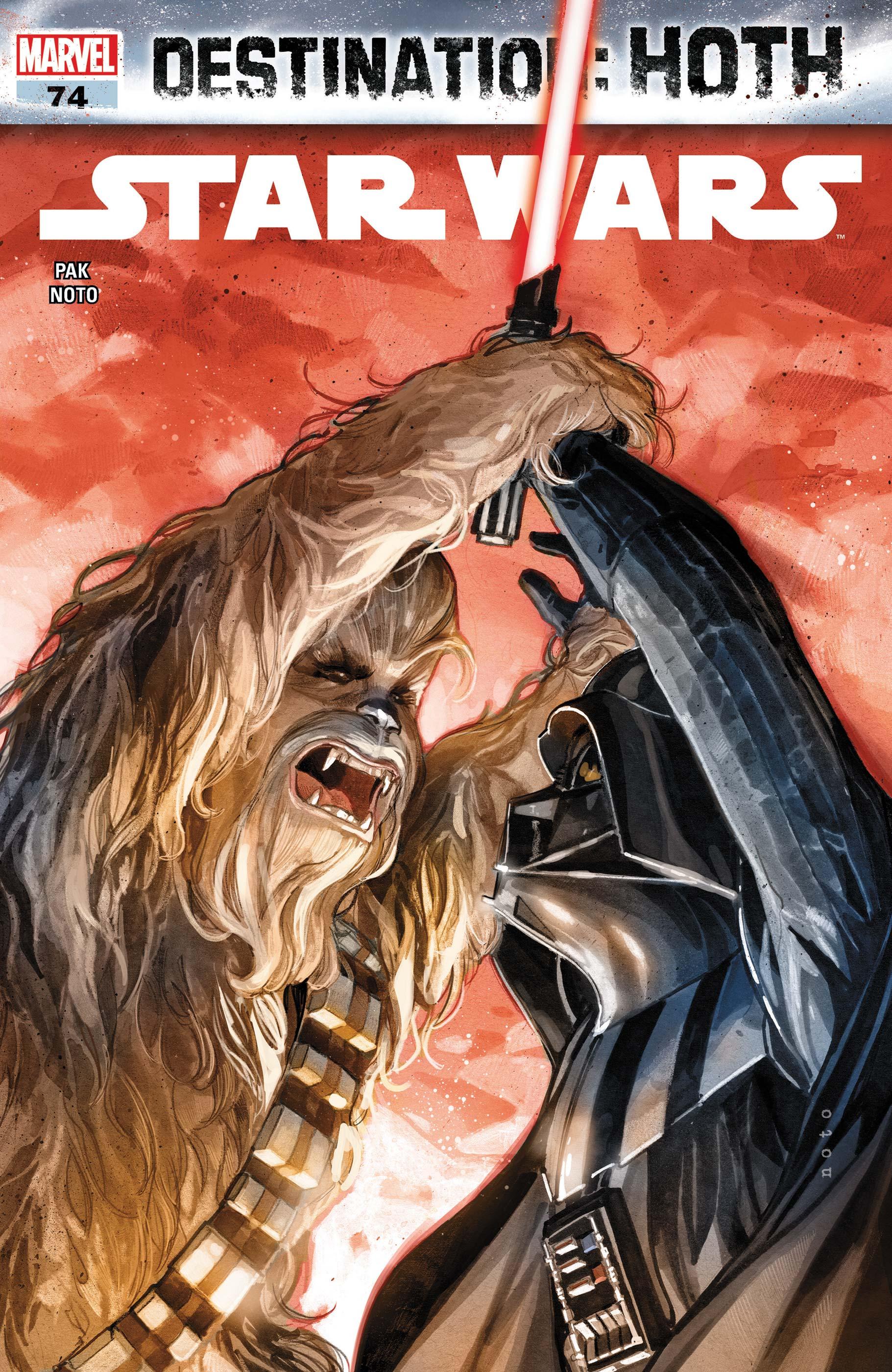 Star Wars (2015) #74
