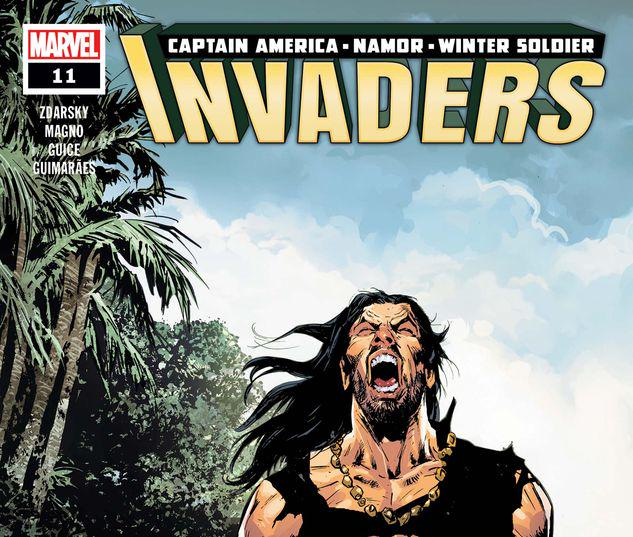 Invaders #11