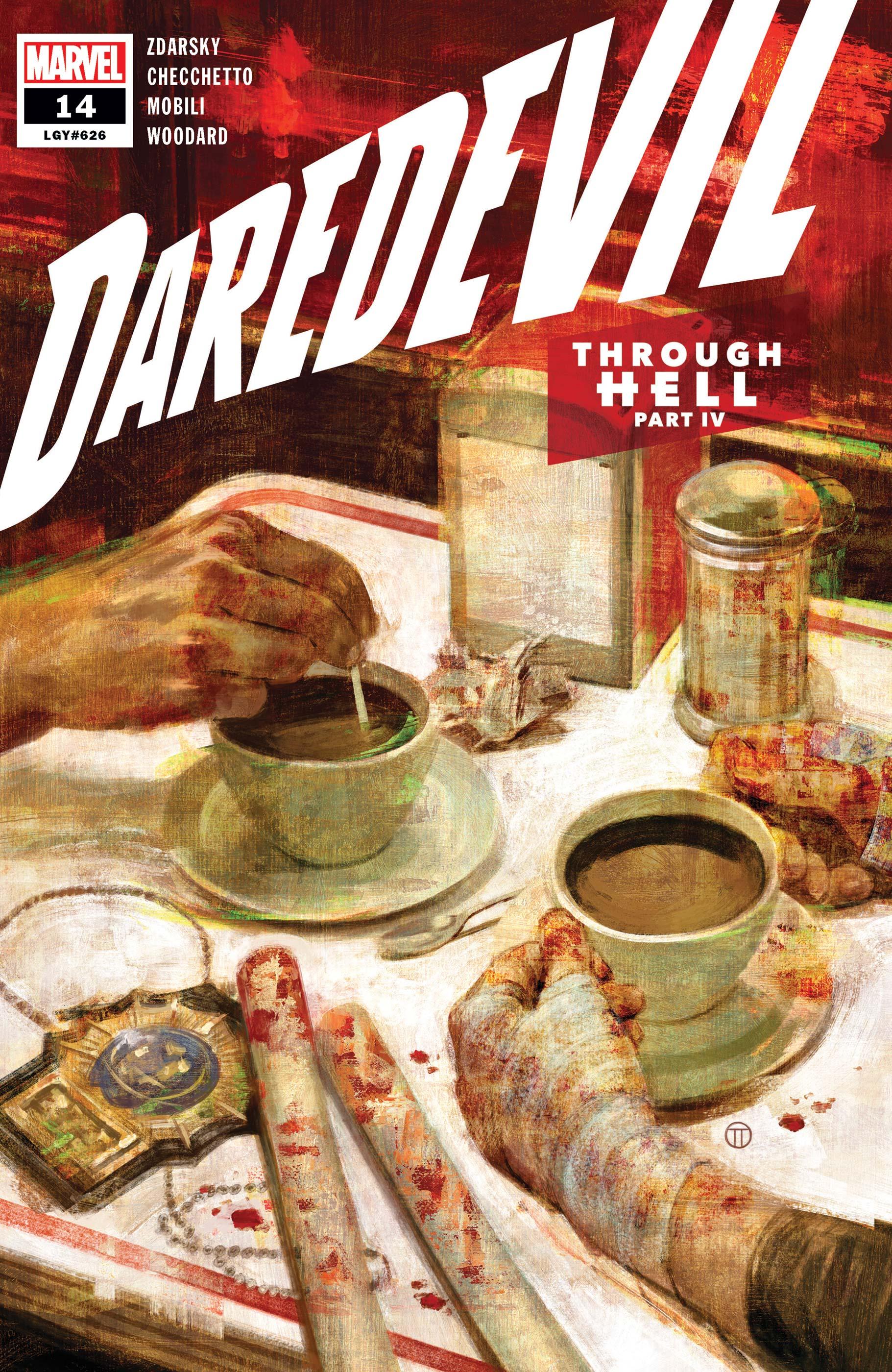 Daredevil (2019) #14