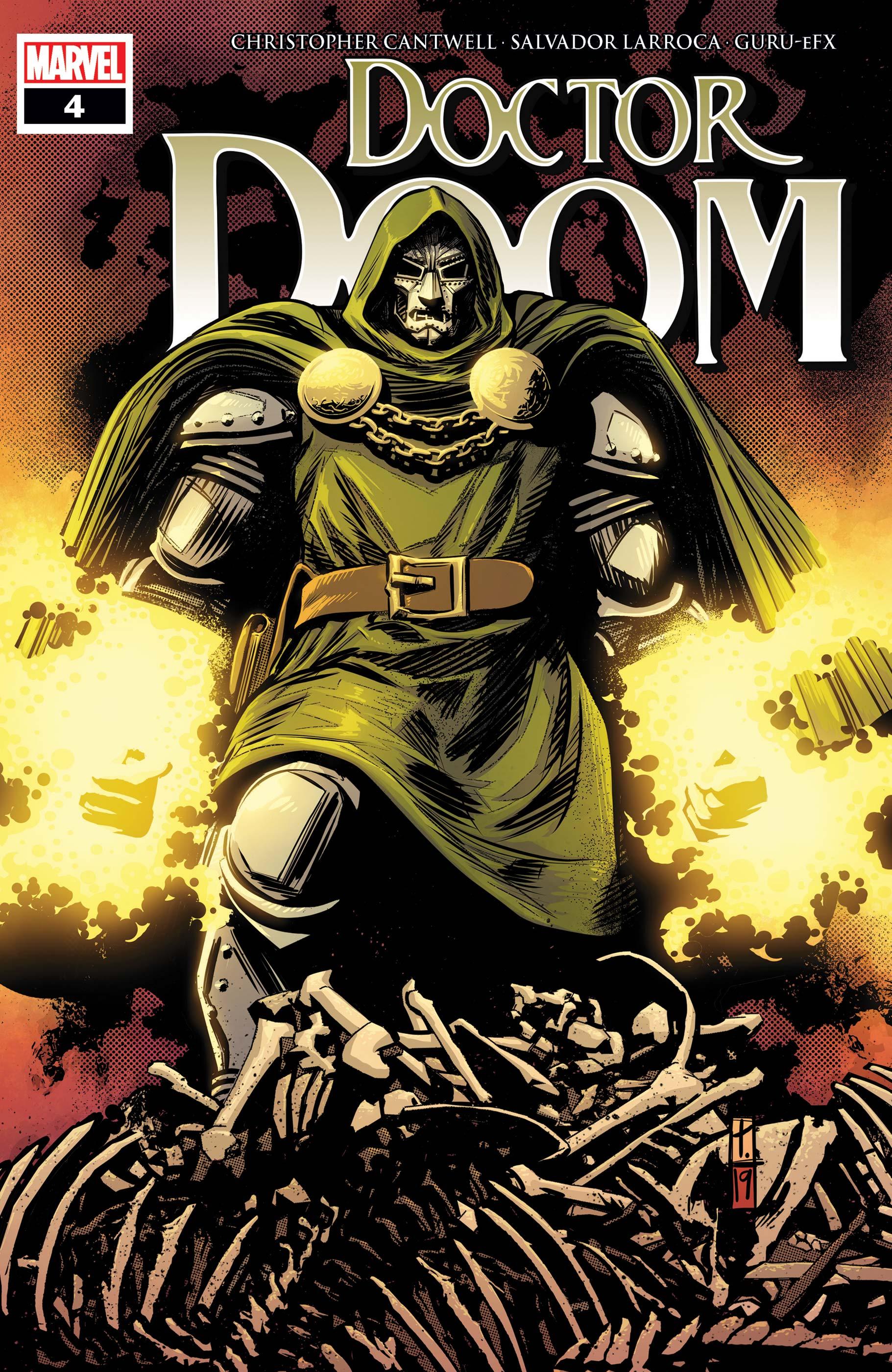 Doctor Doom (2019) #4