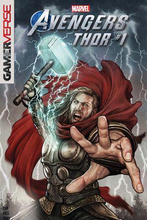 Marvel's Avengers: Thor #1