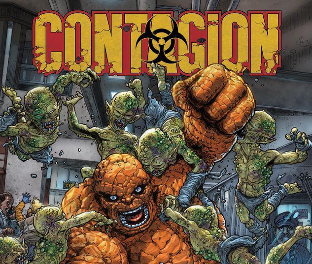 CONTAGION TPB #1