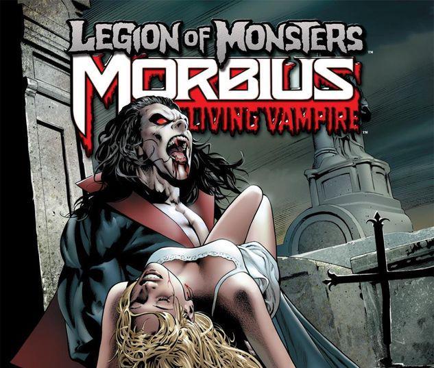 Legion of Monsters: Morbius #1