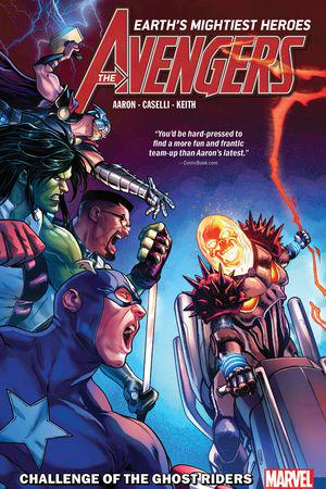 Avengers by Jason Aaron Vol. 5: Challenge Of The Ghost Riders (Trade Paperback)