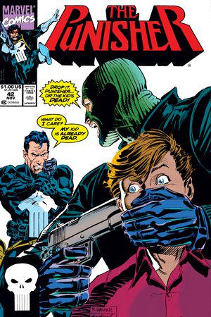 The Punisher (1987) #42