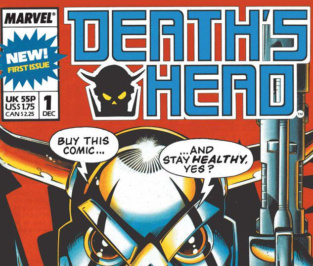 Death's Head #1
