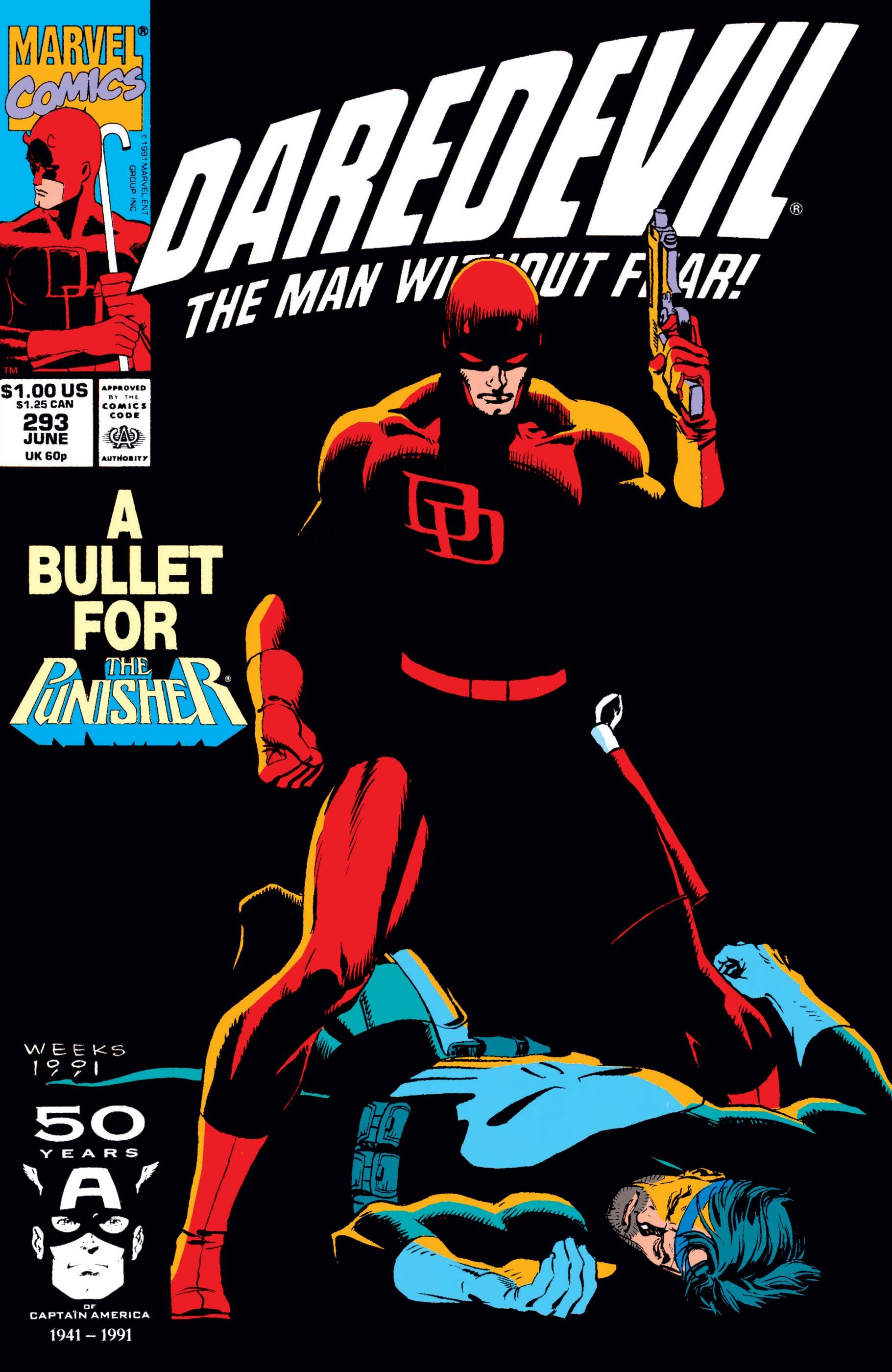 Daredevil (1964) #293