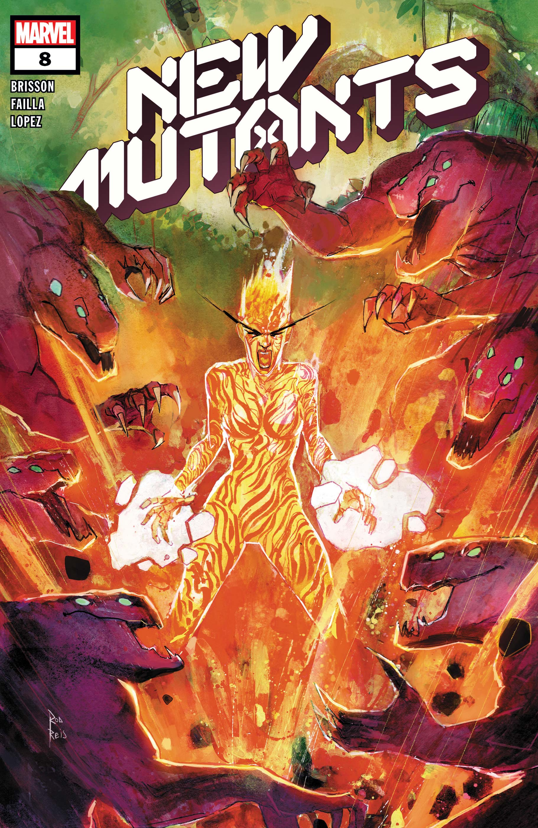 New Mutants (2019) #8