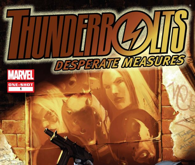 Thunderbolts Desperate Measures 2007 1 Comic Issues Marvel It was first revealed at runefest 2019. thunderbolts desperate measures 2007