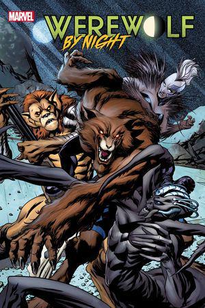 Werewolf by Night (2020) #2 (Variant)
